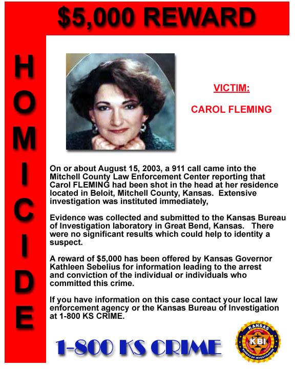 KBI - Kansas Bureau of Investigation - Kansas Most Wanted
