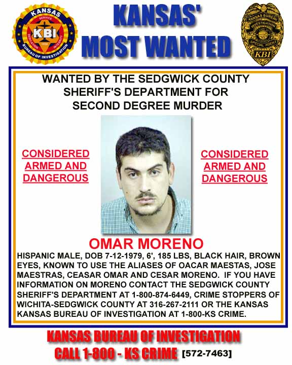 Superior Click Here For The Kansas Most Wanted Poster For This Page And Criminal Wanted Poster
